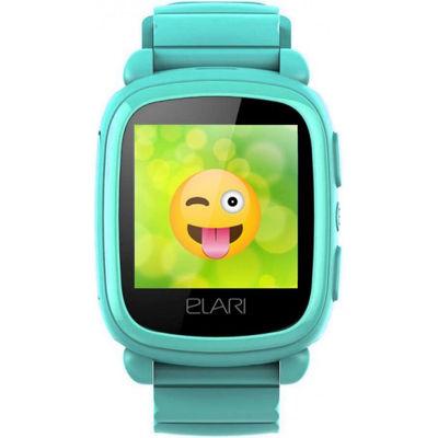 Детские часы ELARI KidPhone 2 зеленый (KP-2)
