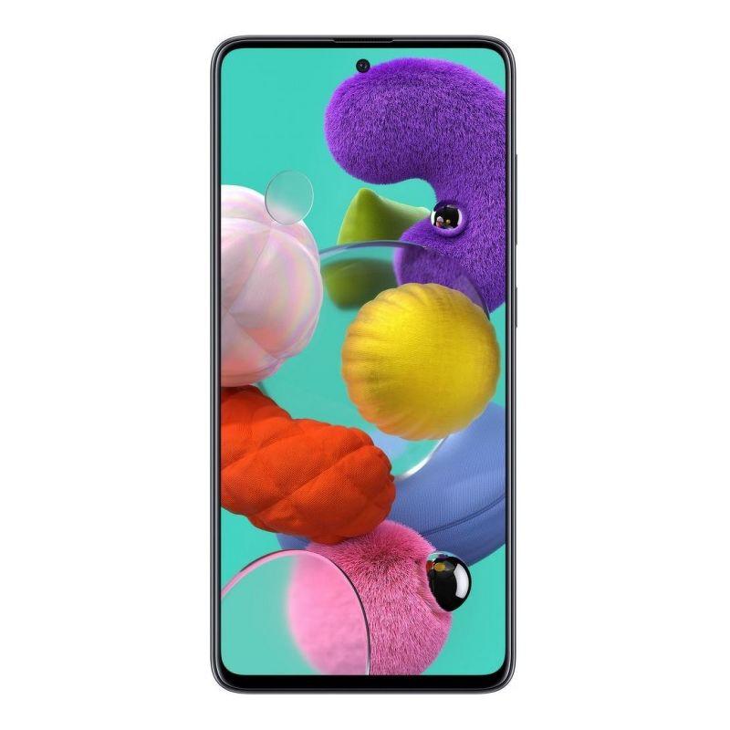 Смартфон Samsung Galaxy A51 4/64 ГБ черный