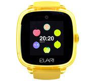 Детские часы ELARI KidPhone Fresh желтый (KP-F)