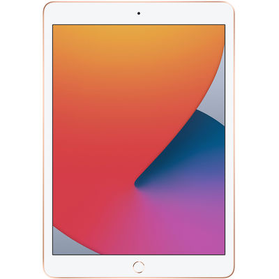 "10.2"" Планшет Apple iPad 2020 128 ГБ Wi-Fi золотистый"