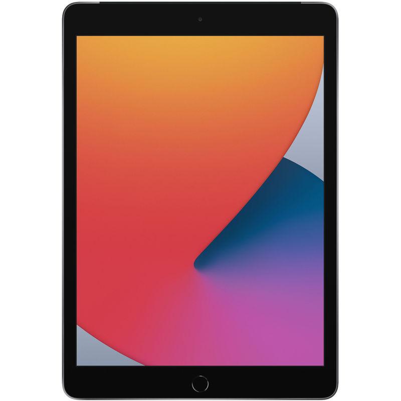 "10.2"" Планшет Apple iPad 2020 128 ГБ Wi-Fi + Cellular серый"