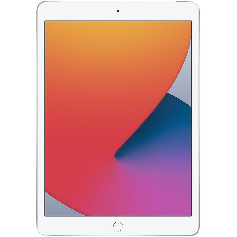 "10.2"" Планшет Apple iPad 2020 32 ГБ Wi-Fi + Cellular серебристый"