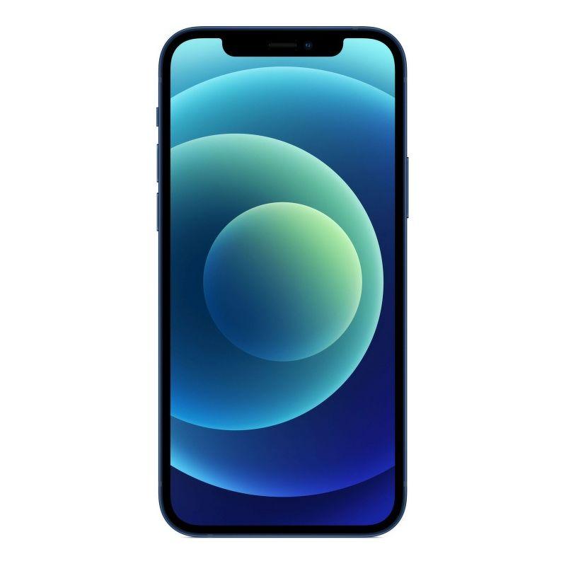 Смартфон Apple iPhone 12 mini 256 ГБ синий