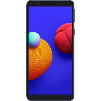 Смартфон Samsung Galaxy A01 Core 1/16 ГБ синий