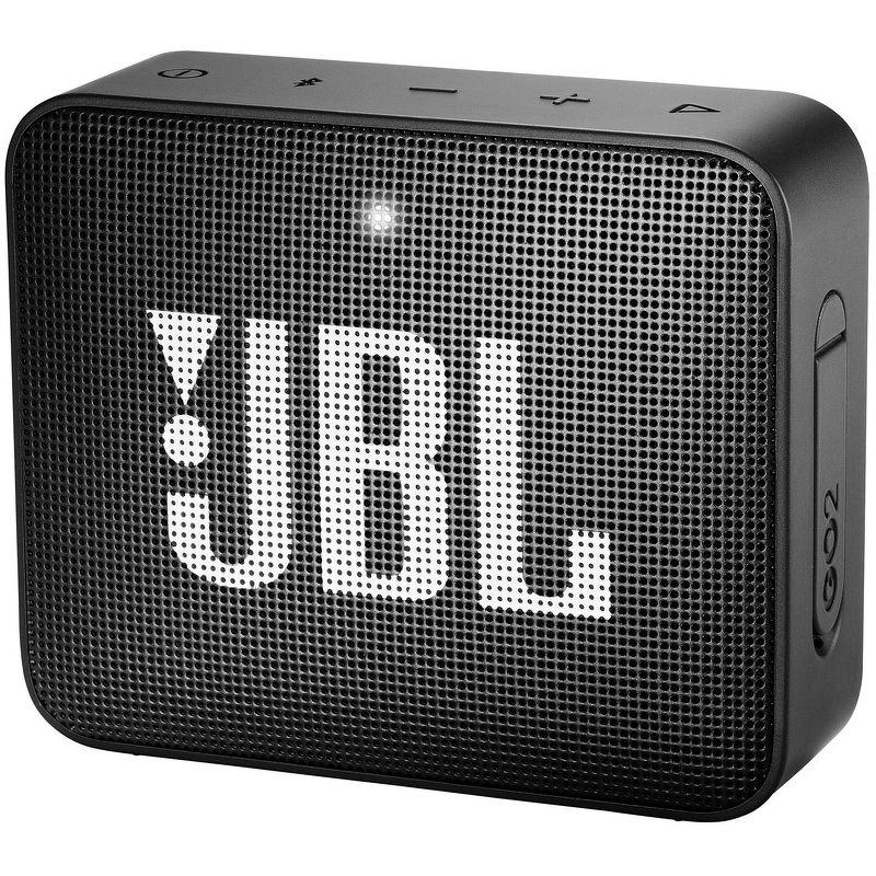Портативная колонка JBL GO 2 черный
