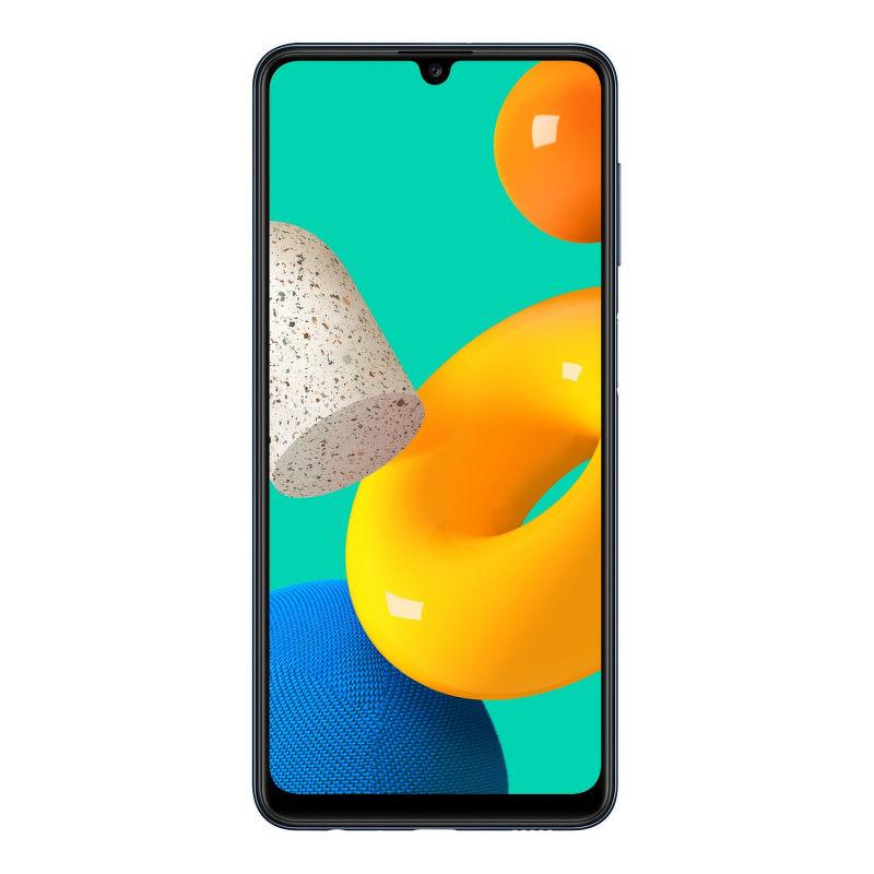 Смартфон Samsung Galaxy M32 6/128 ГБ черный