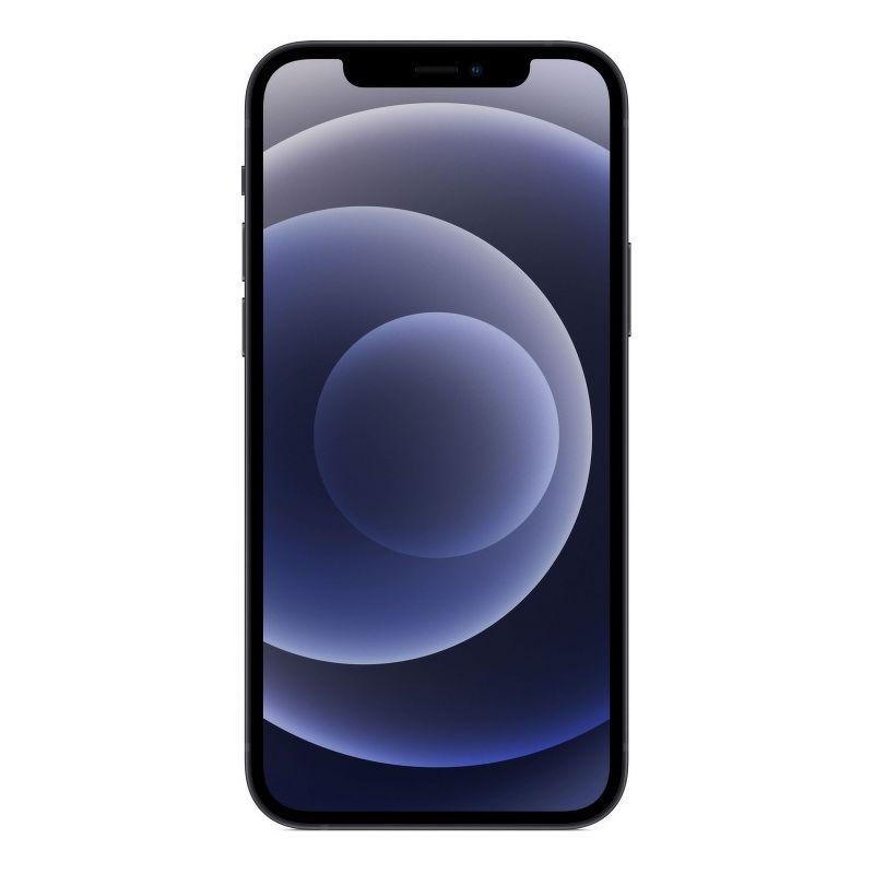 Смартфон Apple iPhone 12 256 ГБ черный