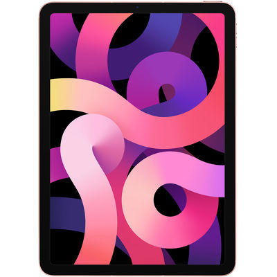 "10.9"" Планшет Apple iPad Air 2020 256 ГБ Wi-Fi + Cellular розовый"