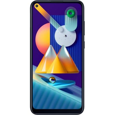 Смартфон Samsung Galaxy M11 3/32 ГБ черный