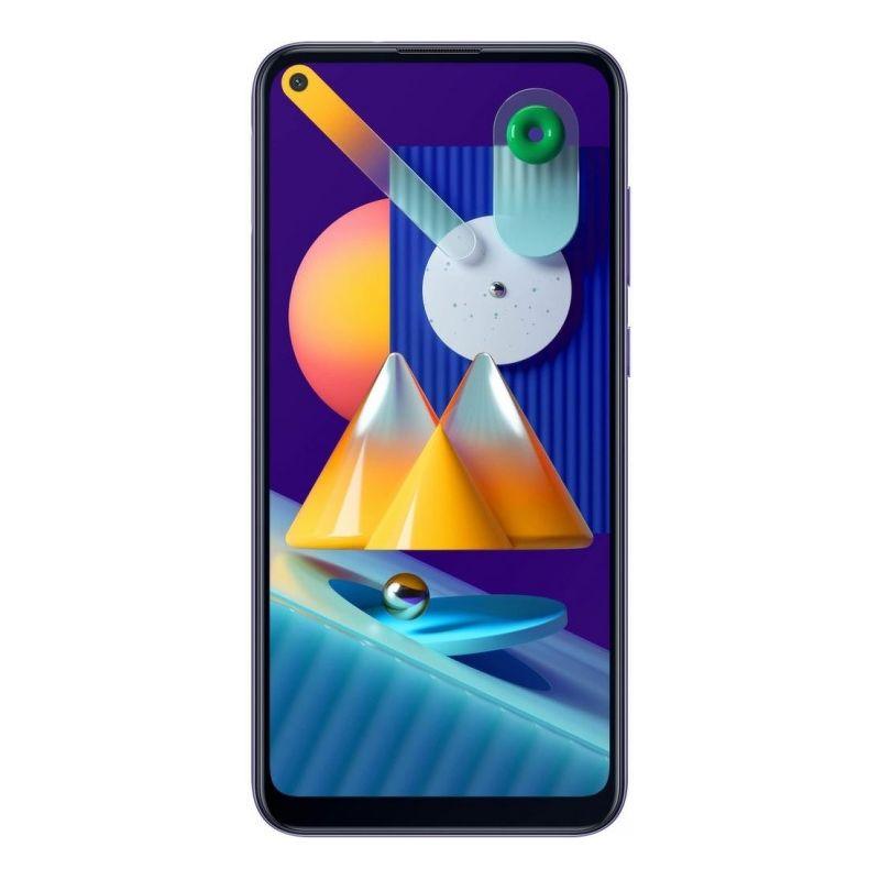 Смартфон Samsung Galaxy M11 3/32 ГБ фиолетовый