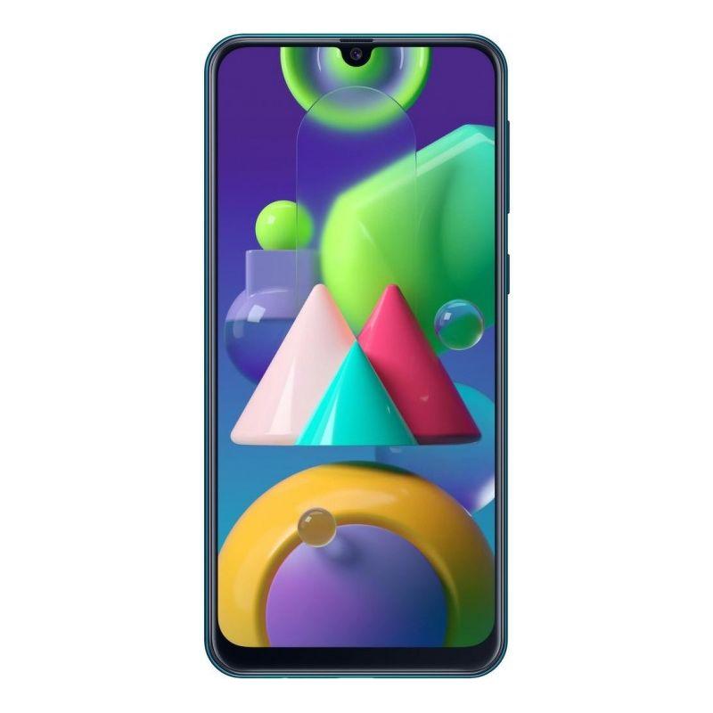 Смартфон Samsung Galaxy M21 4/64 ГБ зеленый