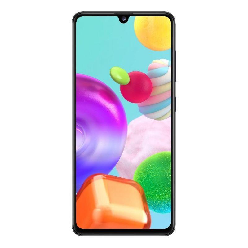 Смартфон Samsung Galaxy A41 4/64 ГБ черный