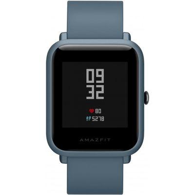 Смарт-часы Xiaomi Amazfit Bip Lite синий с синим ремешком