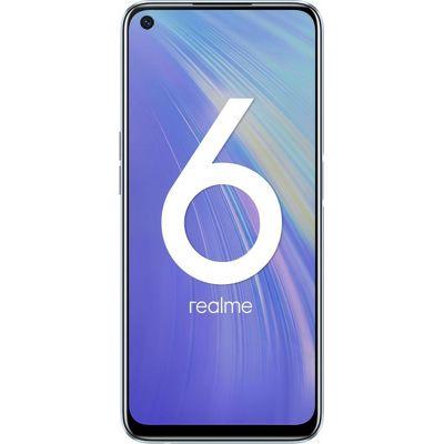 Смартфон realme 6 8/128 ГБ белый
