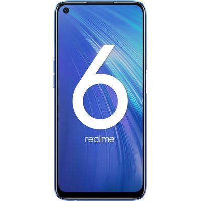 Смартфон realme 6 8/128 ГБ синий