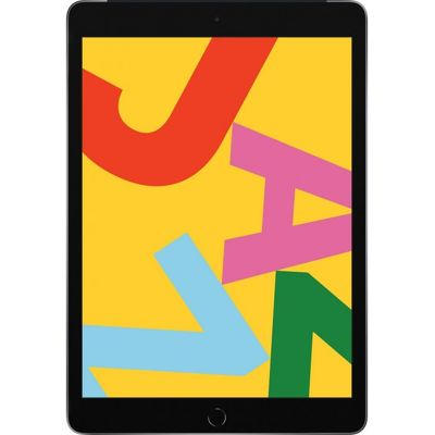 "10.2"" Планшет Apple iPad 2019 128 ГБ Wi-Fi + Cellular серый"