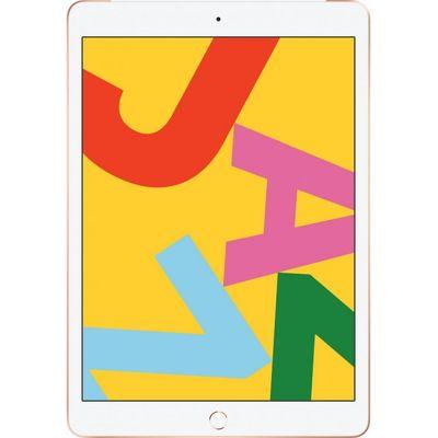 "10.2"" Планшет Apple iPad 2019 128 ГБ Wi-Fi + Cellular золотистый"