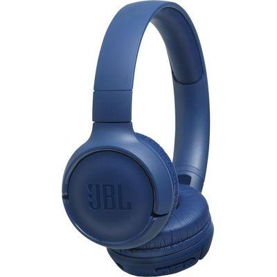 Беспроводные наушники JBL T500BT синий