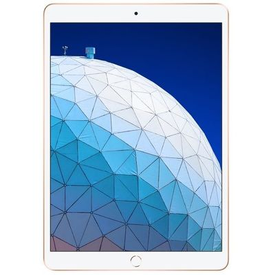 "10.5"" Планшет Apple iPad Air 2019 64 ГБ Wi-Fi золотистый"
