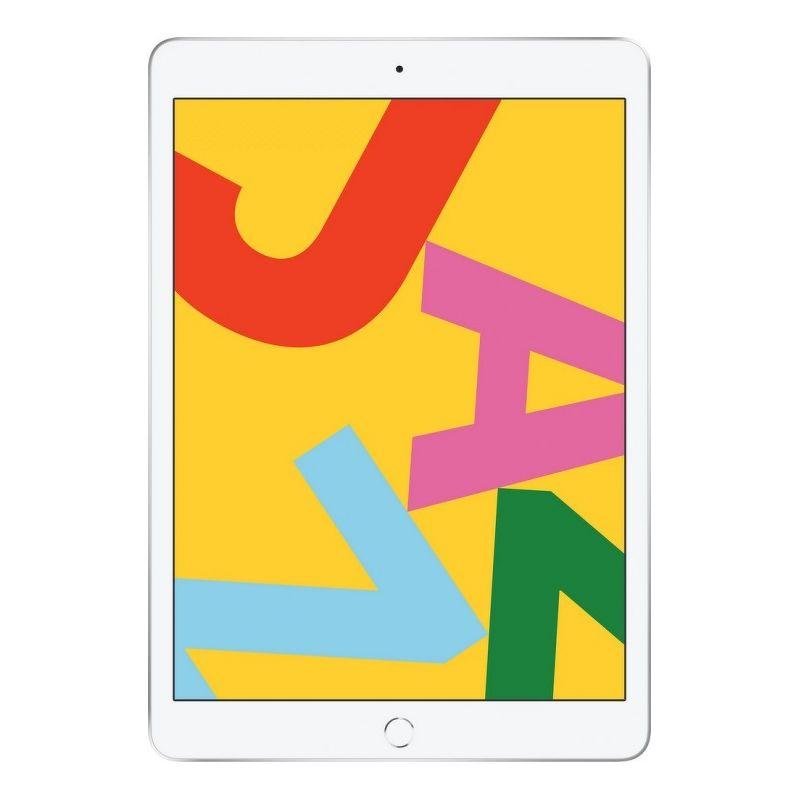 "10.2"" Планшет Apple iPad 2019 128 ГБ Wi-Fi серебристый"