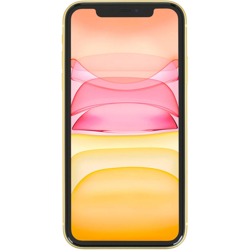 Смартфон Apple iPhone 11 64 ГБ желтый