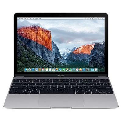 "12"" Ноутбук Apple MacBook 2017 MNYH2RU/2 серебристый"