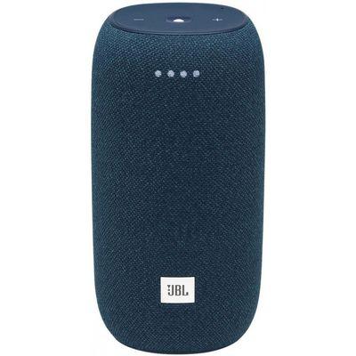 Умная колонка JBL Link Portable с Алисой синий
