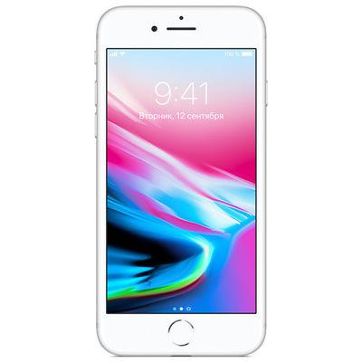 Смартфон Apple iPhone 8 128 ГБ серебристый