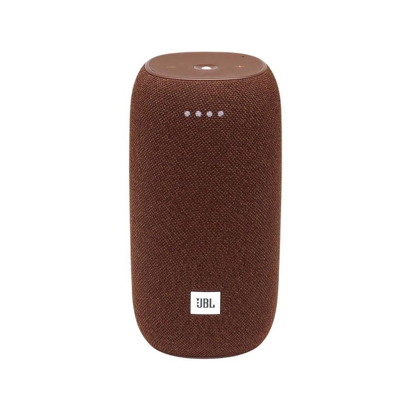 Умная колонка JBL Link Portable с Алисой коричневый