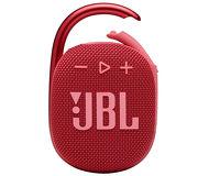 Портативная колонка JBL CLIP 4 красный