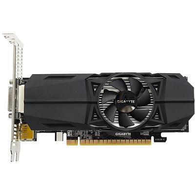 Видеокарта Gigabyte NVIDIA GeForce GTX 1050Ti OC Low Profile 4GB