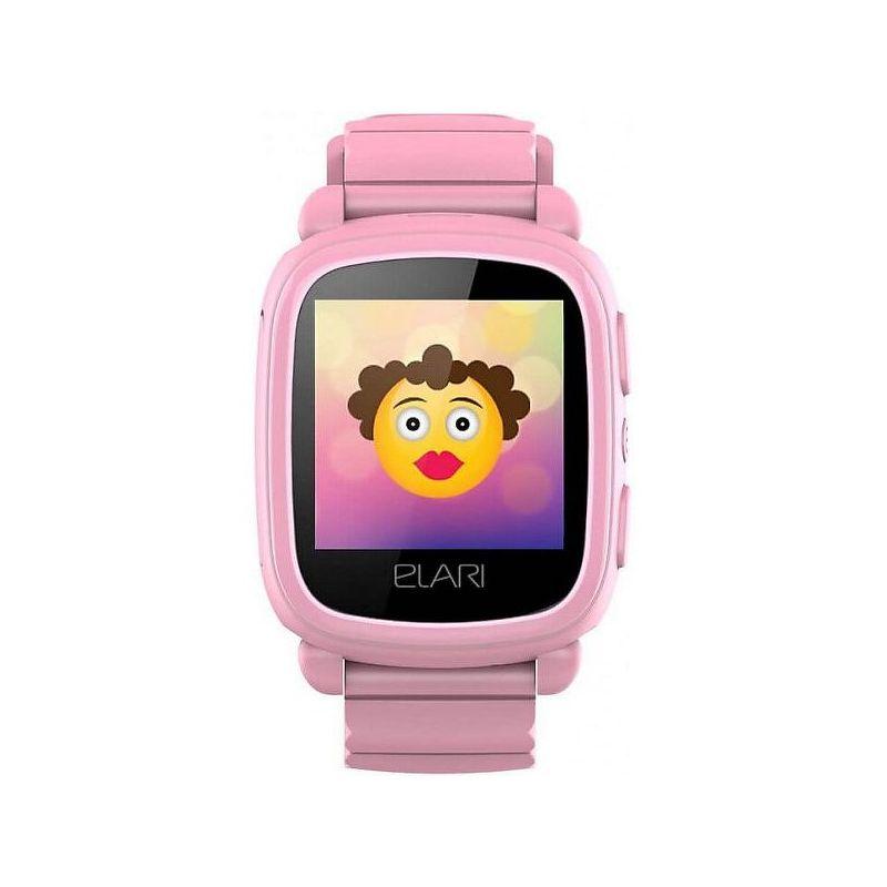 Детские часы ELARI KidPhone 2 розовый (KP-2)
