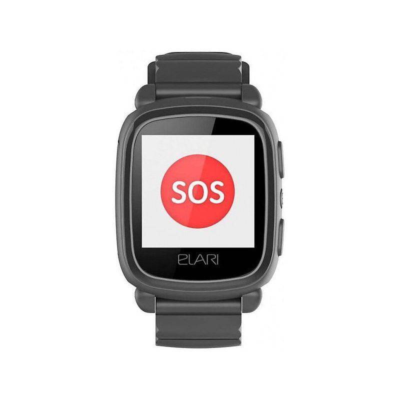Детские часы ELARI KidPhone 2 черный (KP-2)
