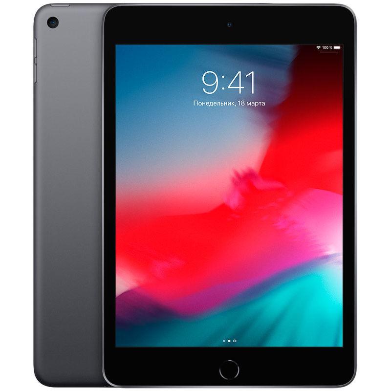 "7.9"" Планшет Apple iPad mini 2019 64 ГБ Wi-Fi + Cellular серый"