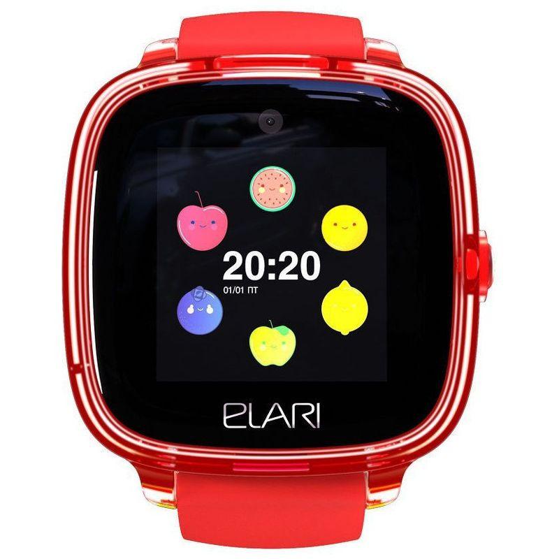 Детские часы ELARI KidPhone Fresh красный (KP-F)