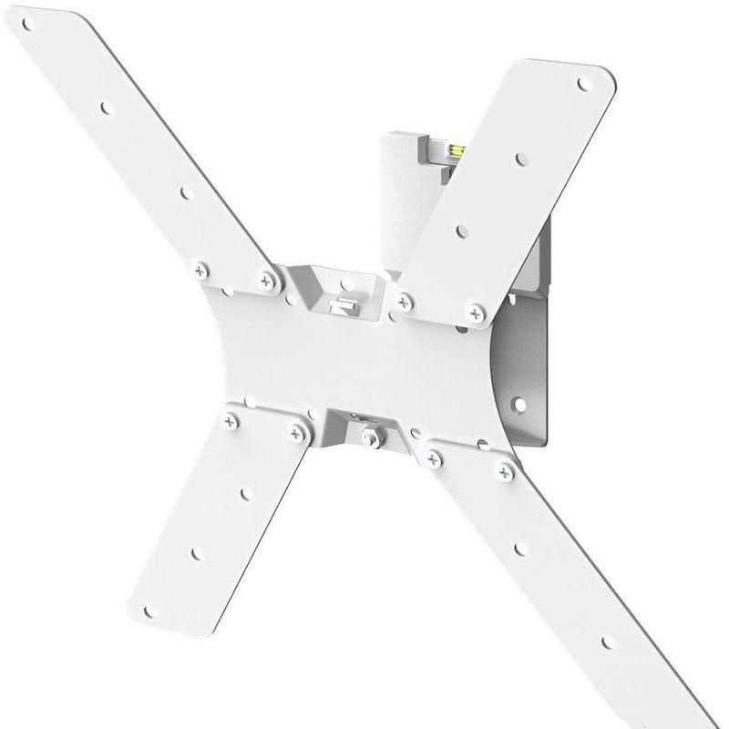 Кронштейн для телевизора Holder LCD-5566-B белый