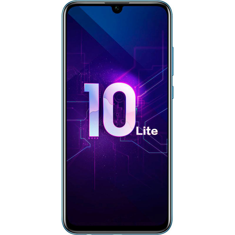 Смартфон Honor 10 Lite 3/32 ГБ голубой