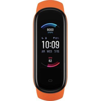 Фитнес-браслет Xiaomi Amazfit Band 5 оранжевый