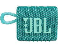 Портативная колонка JBL GO 3 бирюзовый