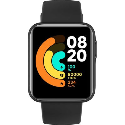 Смарт-часы Xiaomi Mi Watch Lite черный