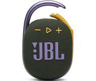 Портативная колонка JBL CLIP 4 зеленый