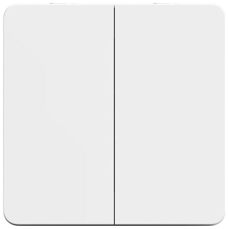 Умный выключатель Xiaomi Yeelight Flex Switch (две клавиши) YLKG13YL