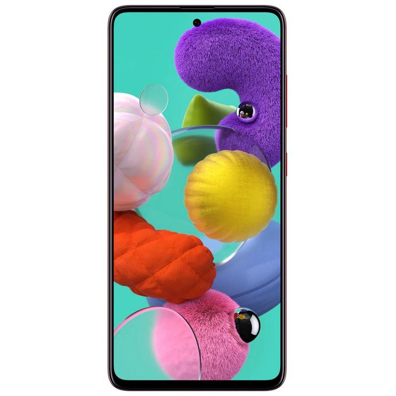 Смартфон Samsung Galaxy A51 4/64 ГБ белый