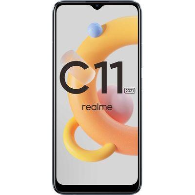 Смартфон realme C11 2021 2/32 ГБ серый