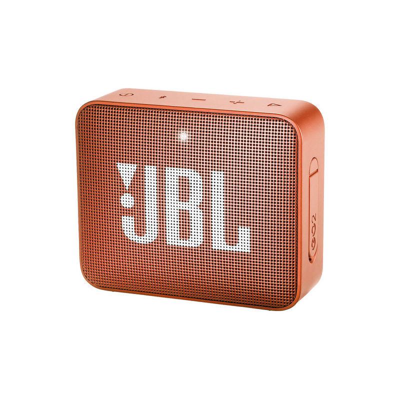 Портативная колонка JBL GO 2 оранжевый
