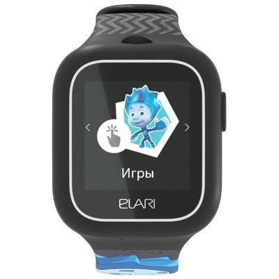 Детские часы ELARI FixiTime Lite черный (FT-Lite)