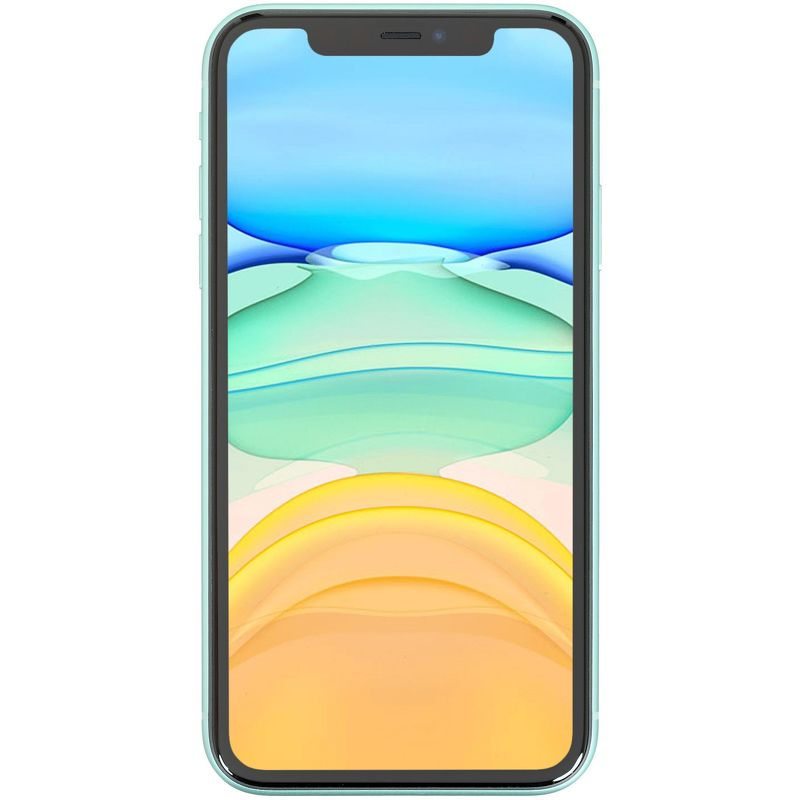 Смартфон Apple iPhone 11 256 ГБ зеленый