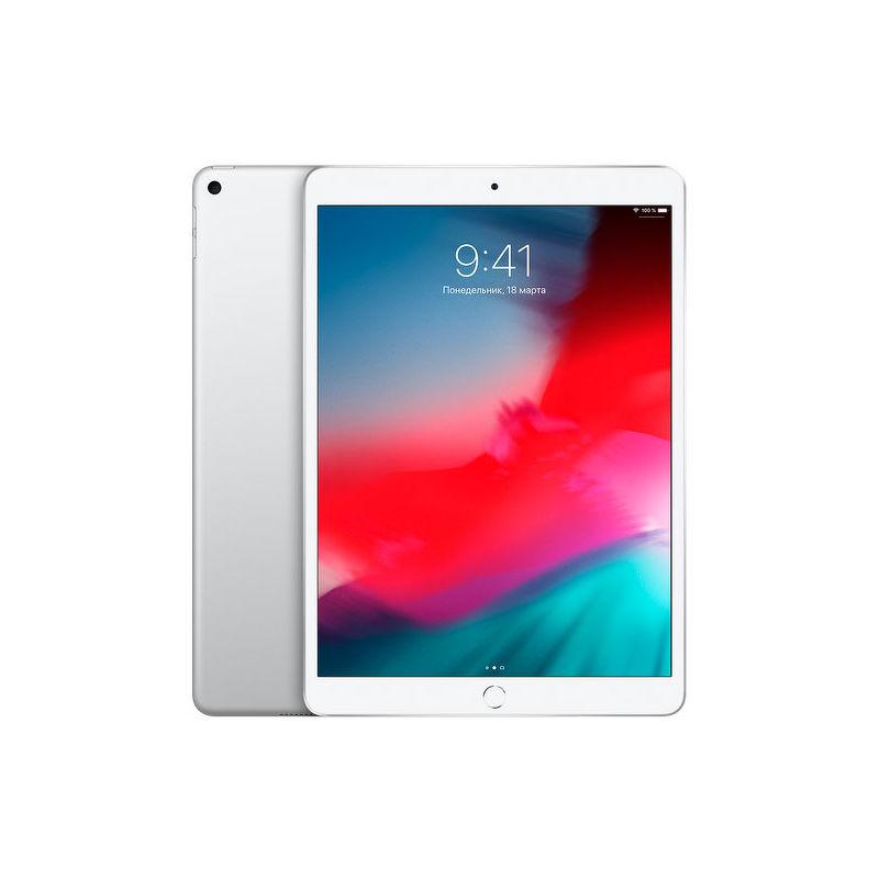"10.5"" Планшет Apple iPad Air 2019 64 ГБ Wi-Fi + Cellular серебристый"