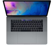"""Apple MacBook Pro 15.5"""" Mid 2018 Touch Bar 256Gb Space Gray MR932RU/A"""