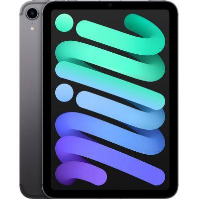 "8.3"" Планшет Apple iPad mini 2021 64 ГБ Wi-Fi + Cellular серый"